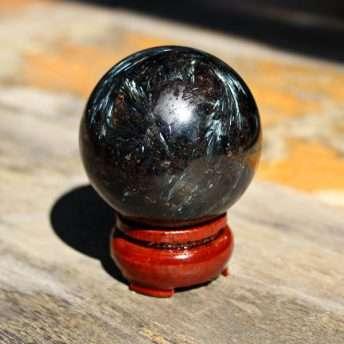 Astrophyllite-Sphere_1